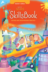 Teacher's Edition Skills Book Grade 3-9780669016314