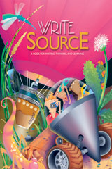 Write Source  Student Book eEdition DVD-ROM Grade 8-9780669020922