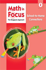 Math in Focus: Singapore Math  School-to-Home Connections Grade 2-9780669026030