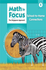 Math in Focus: Singapore Math  School-to-Home Connections Grade 5-9780669027679