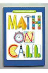 Math on Call  Teacher's Resource-9780669469233