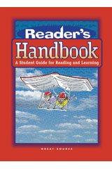 Great Source Reader's Handbooks  Student Application Book-9780669488616
