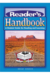 Great Source Reader's Handbooks  Handbook-9780669495119