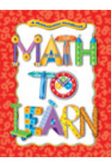 Math to Learn  Parent Guide-9780669500417