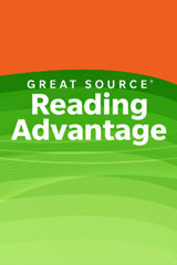 Great Source Reading Advantage  Student Journal 6pk (Level D)-9780669506372