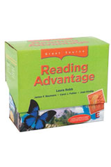 Great Source Reading Advantage  Foundations Kit (Level F), Reading Level 7-8-9780669506501