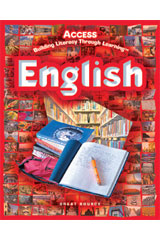 ACCESS English Student Edition Grades 5-12