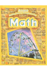 ACCESS Math  Student Edition Grades 5-12-9780669508932