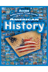 ACCESS History  Student Activities Journal Grades 5-12-9780669509007