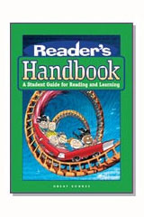 Reader's Handbooks  Teacher's Guide & Lesson Plan Grade 3-9780669514278