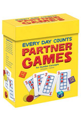 Every Day Counts: Partner Games  Ten Grid Deck Grades K-3-9780669519884