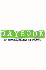 Daybook of Critical Reading and Writing  Student Book 5-Pack Grade 2-9780669519914