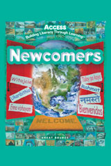 ACCESS Newcomers  Assessment Folder 10 pack Grades 5-12-9780669522143