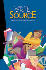Write Source  SkillsBook Teacher's Edition Grade 9-9780669531503