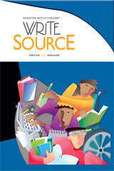 Write Source  Daily Language Workout Grade 9-9780669531626