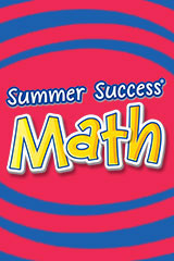 Summer Success Math  Student Book Grade 8-9780669536836