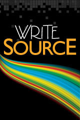 Write Source  Student Book Hardcover Grade 1-9780669537840
