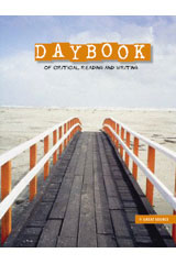 Daybook of Critical Reading and Writing  Student Book 5-Pack Grade 8-9780669539844