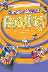 Summer Success Reading  Student Response Book Grade 1-9780669543117