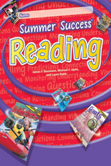 Summer Success Reading  Student Response Book Grade 2-9780669543124