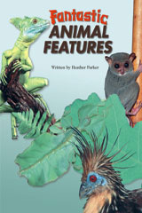 Steck-Vaughn Pair-It Books Proficiency Stage 5  Individual Student Edition Fantastic Animal Features-9780739808610