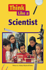 Steck-Vaughn Pair-It Books Proficiency Stage 5  Individual Student Edition Think Like A Scientist-9780739808634