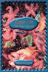 Steck-Vaughn Pair-It Books Proficiency Stage 5  Individual Student Edition Ocean Life: Tide Pool Creatures-9780739808696