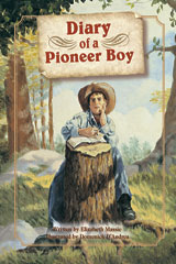 Steck-Vaughn Pair-It Books Proficiency Stage 5  Individual Student Edition Diary Of A Pioneer Boy-9780739808825