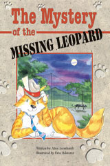 Steck-Vaughn Pair-It Books Proficiency Stage 5  Individual Student Edition The Mystery Of The Missing Leopard-9780739808849