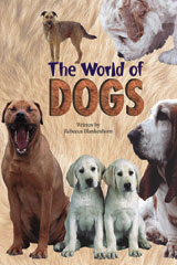 Steck-Vaughn Pair-It Books Proficiency Stage 5  Leveled Reader 6pk The World Of Dogs-9780739809044