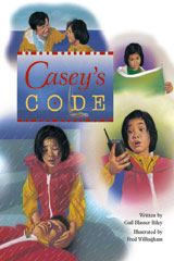 Steck-Vaughn Pair-It Books Proficiency Stage 5  Leveled Reader 6pk Casey's Code-9780739809075