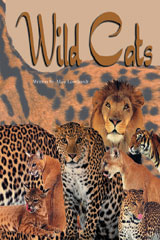 Steck-Vaughn Pair-It Books Proficiency Stage 5  Leveled Reader 6pk Wild Cats-9780739809167