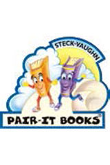 Steck-Vaughn Pair-It Books Transition 2-3  Leveled Reader 6pk All Kinds of Flowers-9780739824337