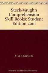 Steck-Vaughn Comprehension Skill Books  Student Edition-9780739826591