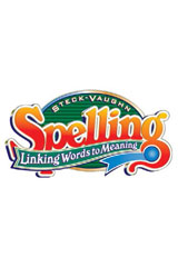 Steck-Vaughn Spelling  Teacher's Edition Grade 2 Linking Words to Meaning-9780739836163
