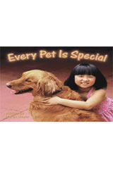 Steck-Vaughn Pair-It Books Foundation  Big Book Every Pet is Special-9780739844472