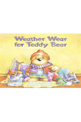 Steck-Vaughn Pair-It Books Foundation  Individual Student Edition Weather Wear for Teddy Bear-9780739844601