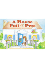 Steck-Vaughn Pair-It Books Foundation  Leveled Reader 6pk A House Full of Pets-9780739844663