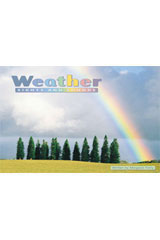 Steck-Vaughn Pair-It Books Foundation  Leveled Reader 6pk Weather: Sights and Sounds-9780739844717