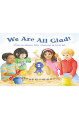 Steck-Vaughn Pair-It Books Foundation  Individual Student Edition We Are All Glad!-9780739844748