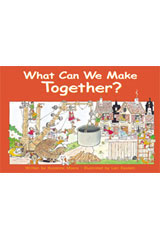 Steck-Vaughn Pair-It Books Foundation  Individual Student Edition What Can We Make Together-9780739844847