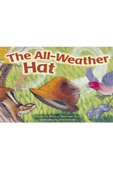 Steck-Vaughn Pair-It Books Foundation  Individual Student Edition The All-Weather Hat-9780739844885