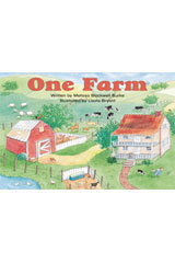 Steck-Vaughn Pair-It Books Foundation  Leveled Reader 6pk One Farm-9780739844984