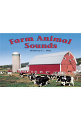 Steck-Vaughn Pair-It Books Foundation  Leveled Reader 6pk Farm Animal Sounds-9780739844991