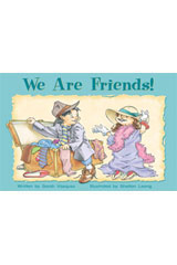 Steck-Vaughn Pair-It Books Foundation  Leveled Reader 6pk We Are Friends!-9780739845028