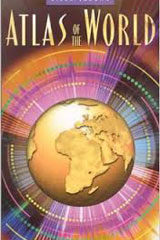 Steck-Vaughn Atlas of the World  Student Edition-9780739850015