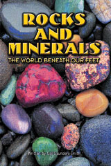 Steck-Vaughn Pair-It Books Proficiency Stage 6  Individual Student Edition Rock and Minerals: The World Beneath Our Feet-9780739861486