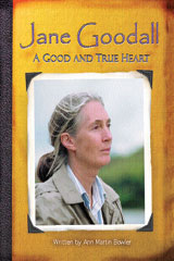 Steck-Vaughn Pair-It Books Proficiency Stage 6  Individual Student Edition Jane Goodall: A Good and True Heart-9780739861523