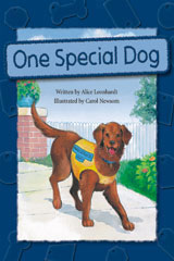Steck-Vaughn Pair-It Books Proficiency Stage 6  Individual Student Edition One Special Dog-9780739861592