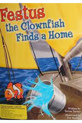 Steck-Vaughn Pair-It Books Proficiency Stage 6  Individual Student Edition Festus the Clownfish Finds a Home-9780739861615